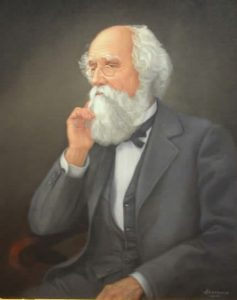 Dr. Joseph LeConteFirst Dean of USC School of Pharmacy During the Civil War Era Collection of University of South Carolina Oil on Canvas-2004
